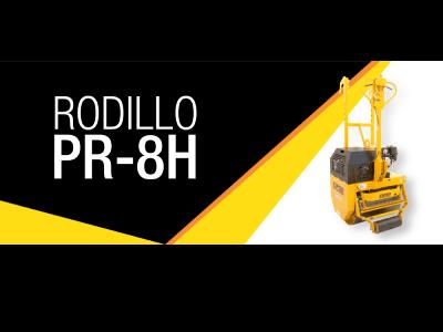 Rodillo PR-8H