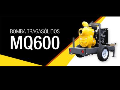 Bomba Tragasólidos MQ600