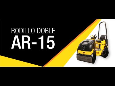 Rodillo doble AR-15